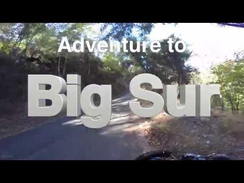 Ride With Hartley 56.3- Motorcycle Adventure to Big Sur part 4