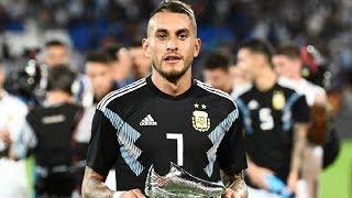 Roberto Pereyra vs Mexico (Player of the Match) 21/11/2018 -1080p