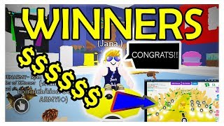 Adopt Me Summer Giveaway Winners *Money Tree Rumor* //Roblox