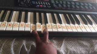 """If I Had One Wish"" piano Tutorial (Brian Louis)"