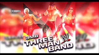 "WWE: ""Three Man Band"" (3MB) Theme Song + AE (Arena Effects)"