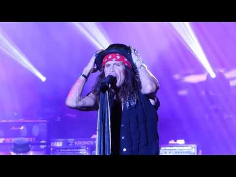 Aerosmith live - I Don't Want To Miss A Thing - Königsplatz Munich 2017-05-26