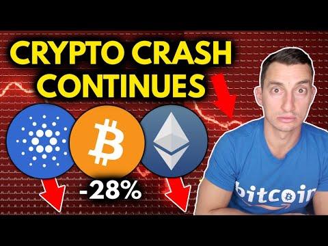 Bitcoin BREAKS $30,000!! Livestream Crypto Bear Market