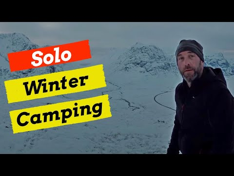 Winter Camp, Landscape Photos and a Lost Dog...