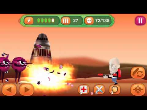 Игру на андроид стрелялки с монстрами