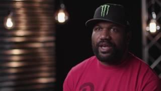 Rampage Jackson: Fighter...Gamer