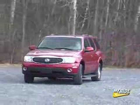Review: 2004 Buick Rainier