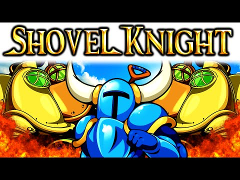 Shovel Knight - BURIED AT SEA