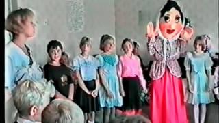 Архив ТМ-26.  Программа о кочубеевском ДДТ.  Сентябрь 1995 г.
