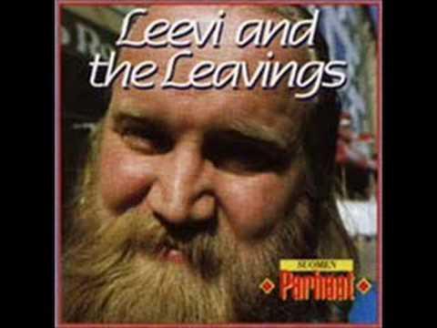 leevi-and-the-leavings-jossain-on-kai-joulu-zeromarsu
