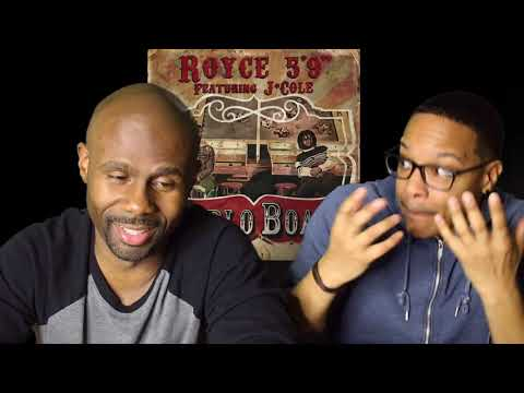 Royce Da 5'9 - Boblo Boat Ft. J. Cole (REACTION!!!)