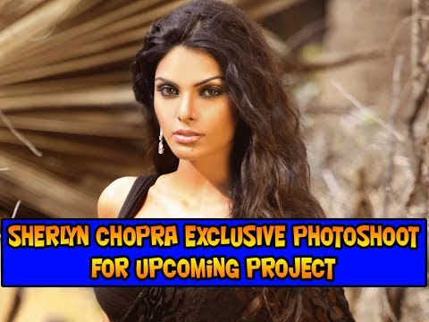 Sherlyn Chopra EXCLUSIVE Photoshoot For Upcoming Project