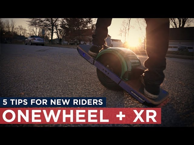 Onewheel + XR Six Months Later: 5 TIPS for NEW Riders