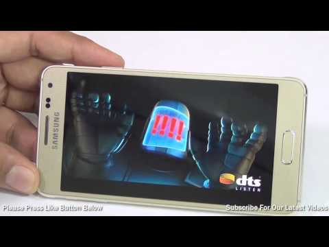 Samsung Galaxy Alpha Display Quality, Video And Music Playback Test
