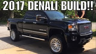 Lifted 2017 L5P Duramax Denali