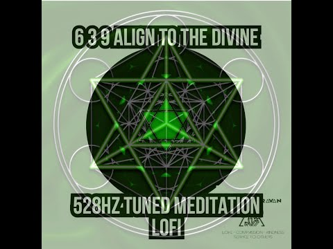 639hz lofi meditation (528hz Tuning)