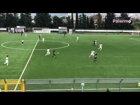 Palermo-Palermo U19 9-2, tutti i gol