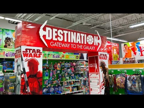 Force Friday II At Toys R Us! #FINDTHEFORCE
