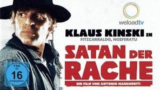 Satan der Rache - mit Klaus Kinski (Western | deutsch)