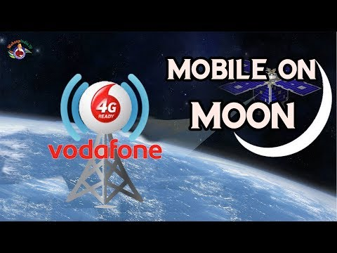 Moon To Get First Mobile Phone Network ||#Wakeup India