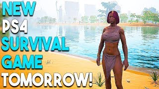 NEW PS4 Survival Game TOMORROW! SINGLE Player PS4 Games Are Here to STAY!