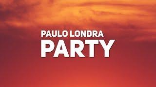 Paulo Londra - Party (Letra / Lyrics) (ft. Boogie Wit Da Hoodie)