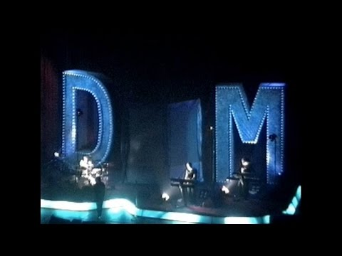 Depeche Mode - The Singles Tour (1998,  Miami, USA)(1998-11-13)