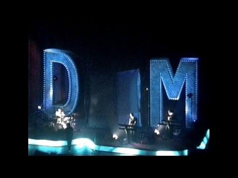 Depeche Mode - The Singles Tour (1998,  Miami, USA)(1998-11-13)