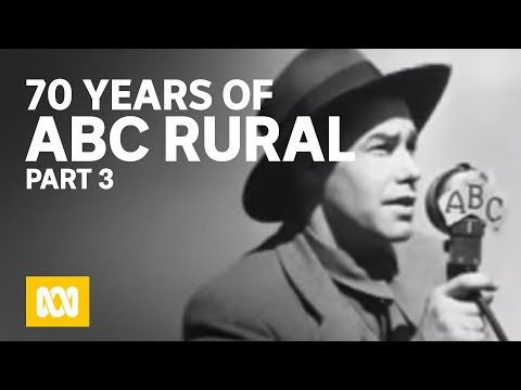 70 years of ABC Rural Part 3: It's a Big Country