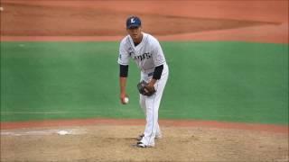 2017/06/22 埼玉西武ライオンズ・松本直晃投手