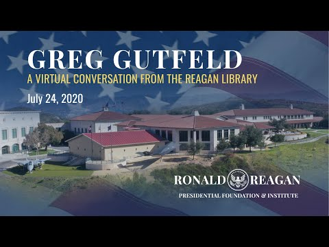 A Virtual Conversation with Greg Gutfeld - 07/24/2020