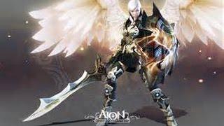 AION a Return: 2015 gameplay: Elyos Warrior part 1.