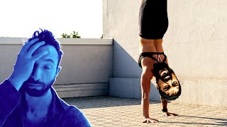 Handstands for Beginners: the Secret step-by-step Recipe
