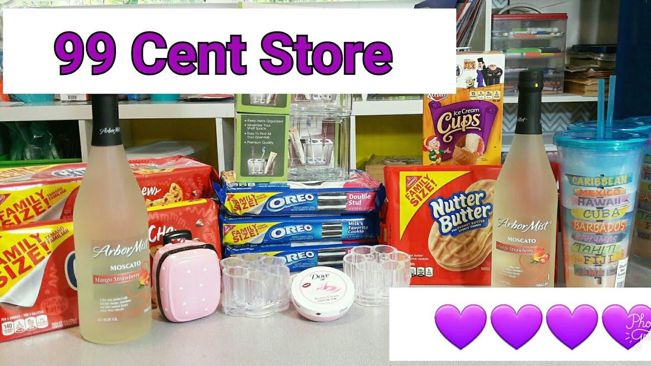 99 Cent Store Haul