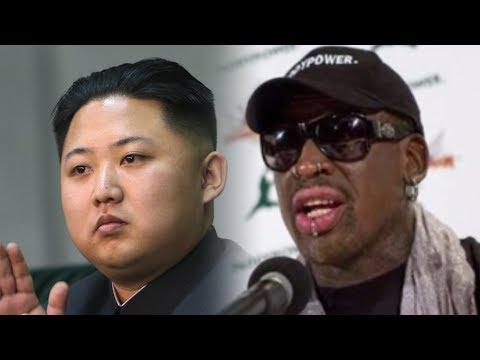 Dennis Rodman Back To North Korea