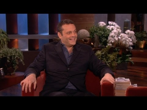 Vince Vaughn's Adventure at Benihana - YouTube
