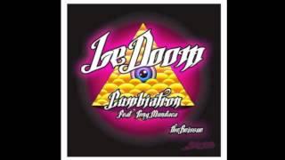 cumbiaTRON reissue - Ledoom & Tony Mundaca