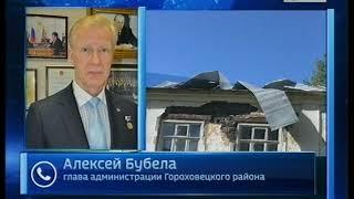 Крыши в Гороховце