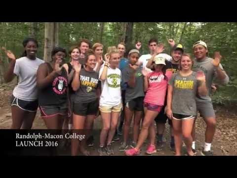 Randolph-Macon College: Launch 2016