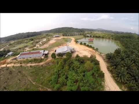 Bengkayang - Kalimantan Barat - Indonesia by sh sky aerial