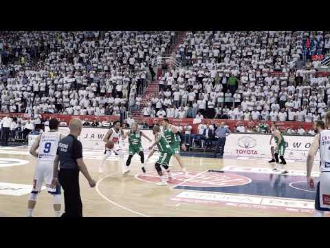 Anwil Włocławek – Stelmet Enea BC Zielona Góra 85:83 | skrót meczu