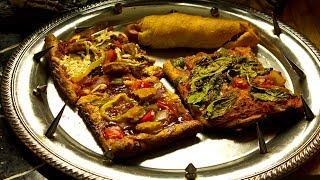 Vbmc Epic Vlog Ep 3 - Fast Pizza And Vegan Hot Dog Rolls
