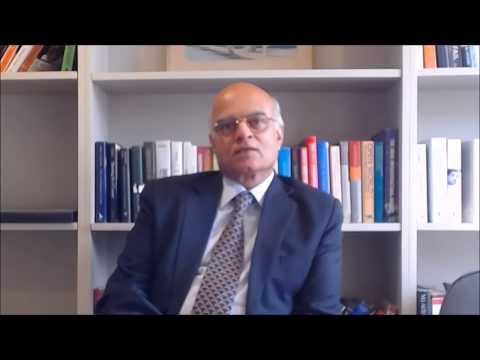 Former NSA and Distinguished Fellow Shivshankar Menon on the India-China Standoff