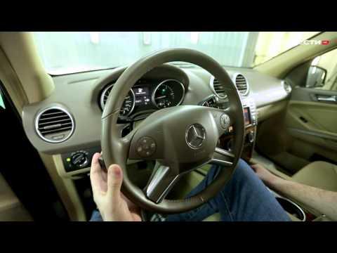 Вторичка: Mercedes-Benz ML (II поколение) // АвтоВести 240