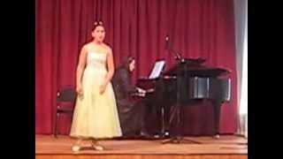 Occhi Turchini - «FaSiLa» - Жанна Худавердян
