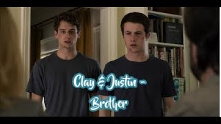 Clay and Justin ~ Brother ~ (S2 Spoilers)