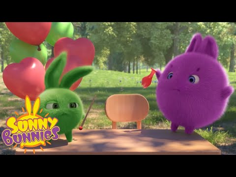 Cartoons For Children | SUNNY BUNNIES - SUNNY VALENTINE'S DAY | New Episode | Season 3