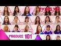 (Vietsub) PRODUCE 101 mùa 1 | Pinky và Mina bất ngờ văng khỏi top 11