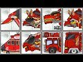 Dino Robot Firefighter Corps - Full Games 1080 HD