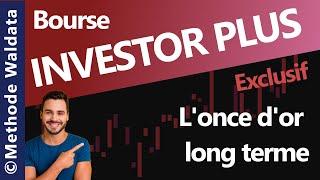 L'once d'or à long terme et l'analyse technique